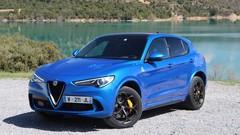 Essai Alfa Romeo Stelvio Quadrifoglio : le trèfle du bonheur