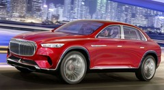 Le Mercedes-Maybach Ultimate Luxury prend la fuite