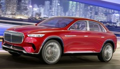 Vision Mercedes-Maybach Ultimate Luxury : il veut s'attaquer au Bentley Bentayga