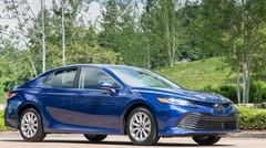 La Toyota Camry revient en France en catimini