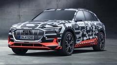 Audi SUV e-tron : 400 km d'autonomie sur le nouveau cycle WLTP