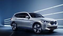BMW iX3 concept : le futur BMX X3 électrique de 2021 est prêt !