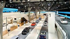 """BMW pourrait réduire son budget """"salons automobiles"""" par 5"""