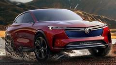 Buick Enspire Concept : SUV électrique à 5G