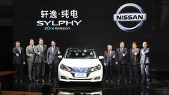 Sylphy EV : une Nissan Leaf repensée pour la Chine