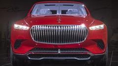 Mercedes-Maybach leader en tout sauf en propulsion électrique