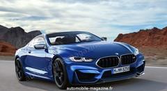 Derniers préparatifs avant la présentation de la BMW Série 8 2018