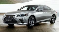 Lexus présente sa nouvelle berline ES