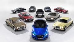 La Jaguar XJ fête ses 50 ans