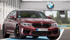 Essai BMW M5 F90 : cours de balistique