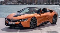 Essai BMW i8 Roadster : casting pour watt
