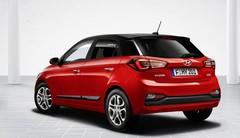Hyundai i20 : un petit restylage