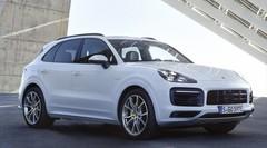 Porsche Cayenne E-Hybrid 2018 : Le retour de l'hybride