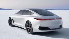Infiniti promet au minimum 500 km d'autonomie en électrique