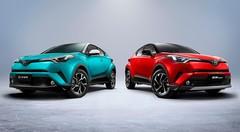 Toyota C-HR : une version électrique pour la Chine