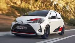 Essai Toyota Yaris GRMN : une vraie petite voiture de rallye