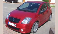 Marche arrière : La Citroën C2 VTS