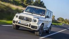 Essai Mercedes Classe G 2018 : notre avis sur le nouveau Classe G AMG