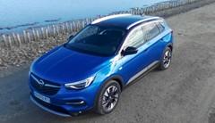 Essai Opel Grandland X 1.6 CDTI