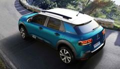 La Citroën C4 Cactus en mode SUV : c'est l'Amérique !
