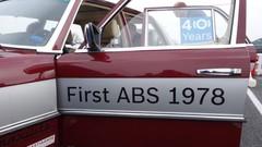 Bosch fête les 40 ans de l'ABS et s'offre une nouvelle piste d'essais