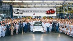 Fiat 500 : 2 millions... et ce n'est pas fini !