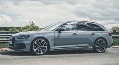 Essai Audi RS4 Avant (B9)
