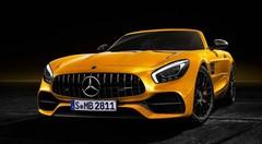 Mercedes-AMG GT S Roadster : toutes les infos !
