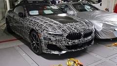 BMW Série 8 : son habitacle fuite sur la Toile