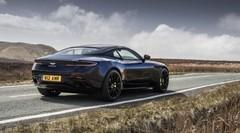 Aston Martin DB11 AMR : la belle et la bête