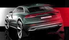 Audi Q8 (2018) : le teaser du prochain SUV Audi