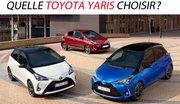 Quelle Toyota Yaris choisir?