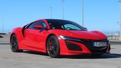 Honda : la rumeur d'une NSX Type R