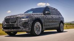 Essai BMW X7 : L'A.M. déjà au volant du prototype