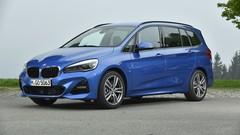 Essai BMW Série 2 Gran Tourer restylée : légère évolution