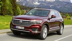 Essai Volkswagen Touareg 2018 : privé de désert
