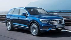 Essai Volkswagen Touareg : Ses débuts en Premium