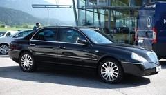 Marche arrière : La Lancia Thesis 3.2 V6