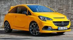 Opel Corsa E GSI : 150 ch et châssis OPC