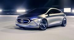 Mercedes EQA : elle sera produite en France