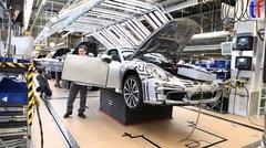 Porscheprévoit des ajustements en production dans le cadre du nouveau cyle WLTP