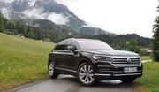 Essai Volkswagen Touareg (2018): alternative crédible?