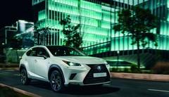 Lexus : série spéciale Sport Edition pour le NX