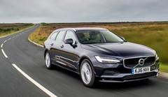 Essai Essai Volvo V90 T4 : L'outsider suédois