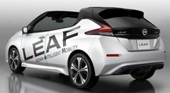 Nissan Leaf : maintenant aussi en cabriolet ?