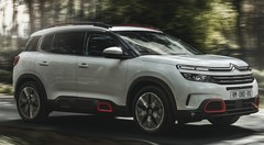 Le C5 Aircross de Citroën dévoile enfin sa version européenne
