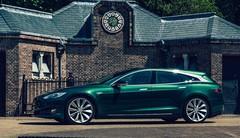 Tesla Model S break : enfin !
