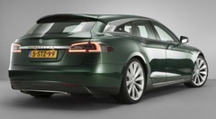 Tesla ne fait pas de break de sa Model S ? Nous vous en proposons un !