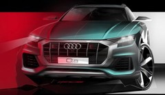 L'Audi Q8 montre les dents