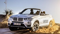 Un SUV cabriolet en prévision chez BMW ?